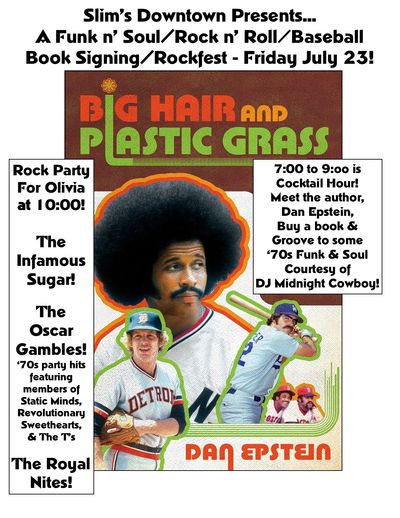 Big Hair Plastic GrassNC