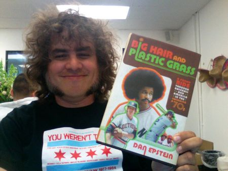 Want to get a FREE autographed first edition of Big Hair & Plastic Grass for
