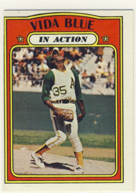 Vida Blue In Action