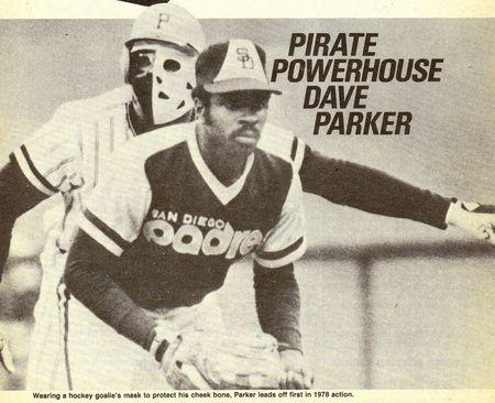 Parker-mask