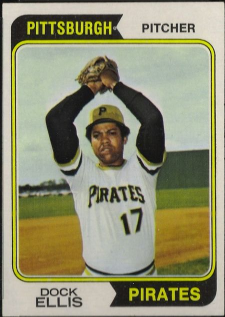1974 Topps 145 Dock Ellis PSA08_original