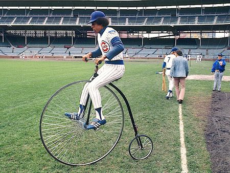 Cubs-bicycle