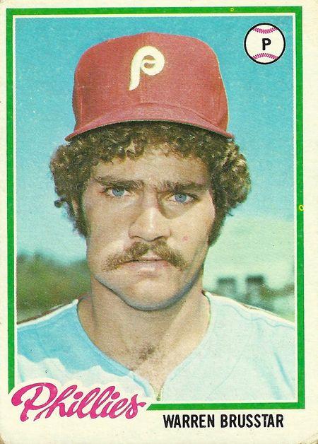 1978 Topps #297 Brusstar