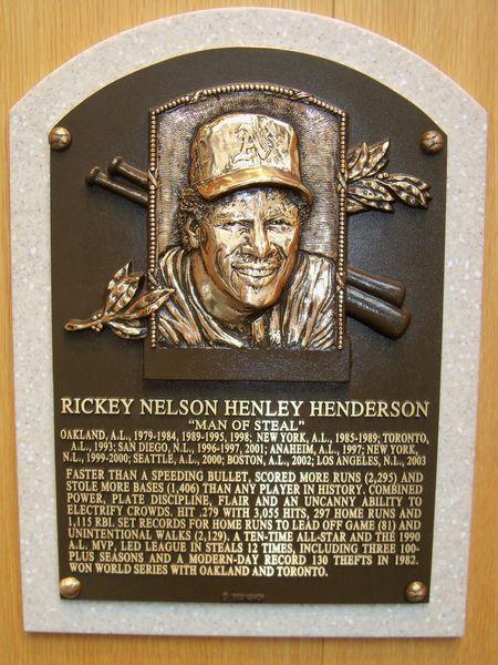 Rickey-Henderson-Plaque-1