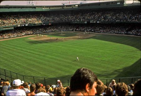 Tiger Stadium June 76