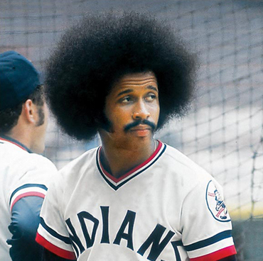 hairstyles of the 1970s. Not being one to argue with a Hall of Famer's