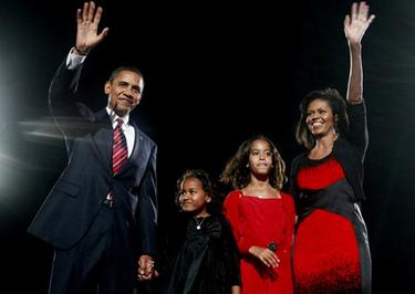 Obamafamily04112008